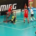 Amatőr floorball kupa a Várkonyiban