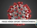 Friss információk koronavírus és sport témakörben