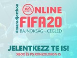 I. Ceglédi #maradjotthon Online FIFA Bajnokság 2020 bajnokság