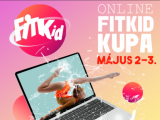 Online FitKid verseny