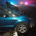 Vaddal ütközött egy személygépkocsi Cegléd közelében