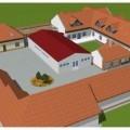 Nyert a csemői faluház projekt