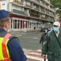 Zebra terv elnevezéssel indított balesetmegelőzési akciót a rendőrség
