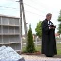 Urnafalat állítottak az evangélikus temetőben