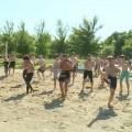 MMA tábor a Budai úti fürdőben