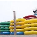 Új csúszógumik az aquaparkban