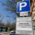 Tájékoztatás a Fizető parkolók ünnepi üzemeltetésével kapcsolatban