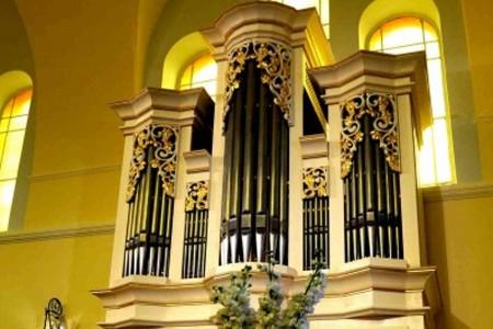 A ceglédi laska és a Bach orgona is bekerült a megyei értéktárba