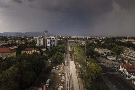 MÁV: augusztus végén befejeződik a ceglédi vonal felújítása