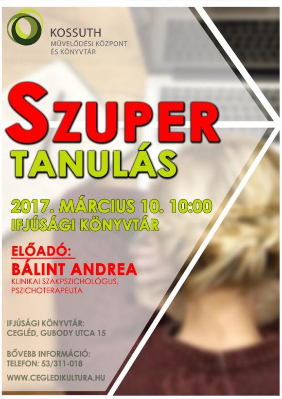SZUPER TANULÁS 2017.03.10.