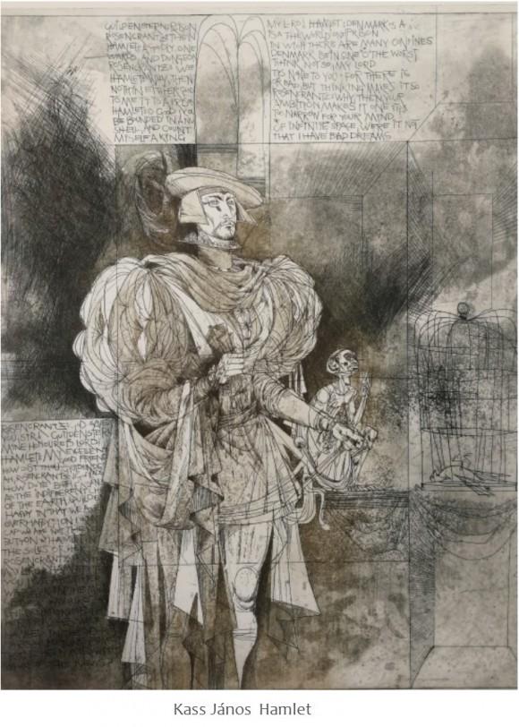 Kass János és Kass Eszter képzőművészek kiállítása nyílik a Ceglédi Galériában