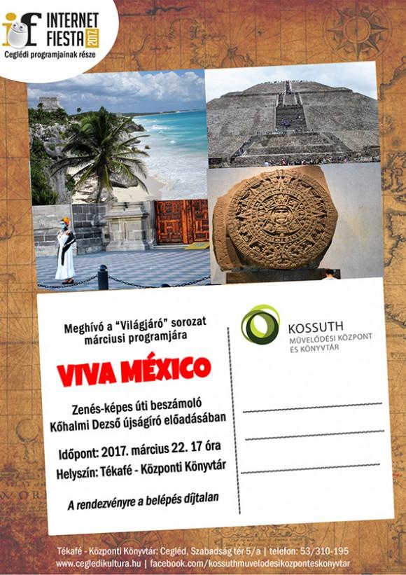 MEXICO Kőhalmi Dezső szemével