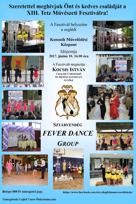 XIII. Tetz Művészeti Fesztivál