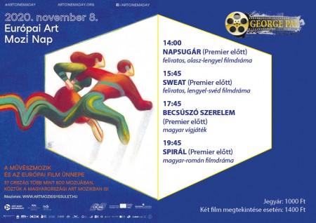 Európai Art Mozi Nap