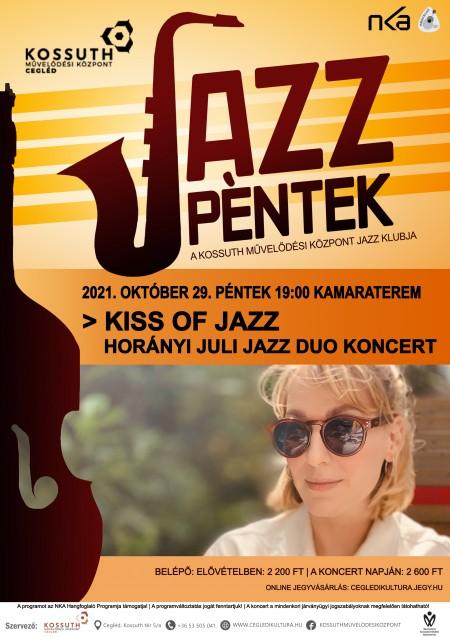 Jazz Péntek