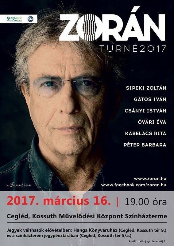 ZORÁN KONCERT 2017.03.16.