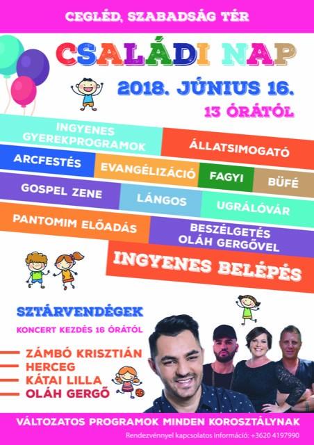 CRNO CSALÁDI NAP 2018.06.16.