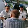 Ismét kerékpáros rendőrök a városban