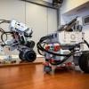 Lego robotok a Ceglédi Szakképzési Centrumban
