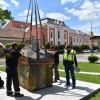Trianoni emlékmű a Kossuth téren