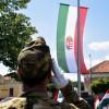 Felavatták az országzászló emlékművet Cegléden