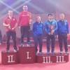 Két bajnoki cím, két ezüstérem és három pontszerző helyezés
