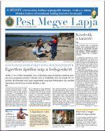 Megjelent a Pest Megye Lapja áprilisi száma