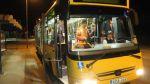 Éjszakai buszjárat a Dunakanyarba