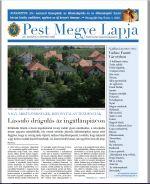 Pest Megye Lapja - augusztusi szám