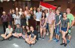 Német testvérmegyénkben jártak a Pest megyei diákok