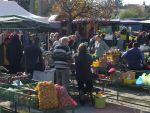 Megújul a Dózsa György téri piac Budakeszin
