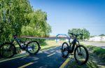 Kerékpárút épült Dunavarsányban